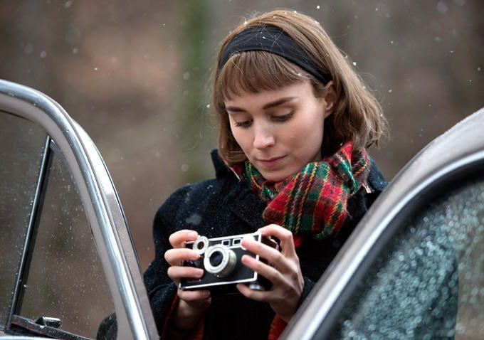 "Rooney Mara and Cate Blanchett New Film ""Carol"" Full Trailer"