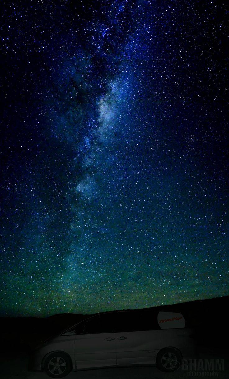 Amazing.  The Milky Way from Lake Tekapo, New Zealand.