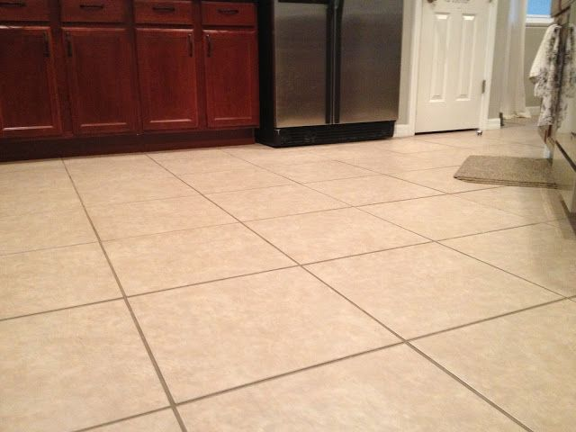 Safe Tile Floor Cleaner Only 3 Ingredients Overthrow Martha DIY