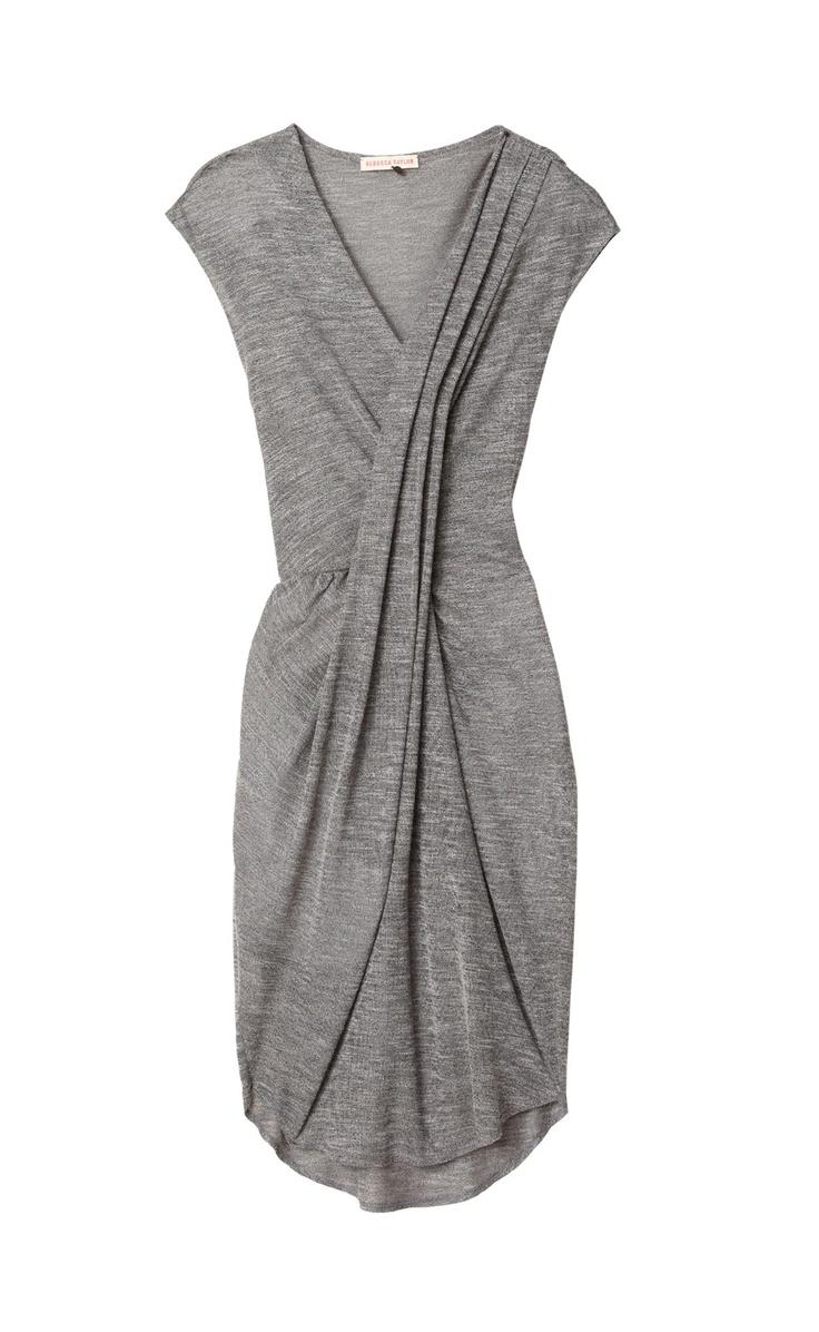 Dress up meaning - Draped Dress Rebecca Taylor