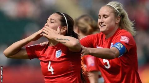 England women at an all-time high of fourth in Fifa world rankings