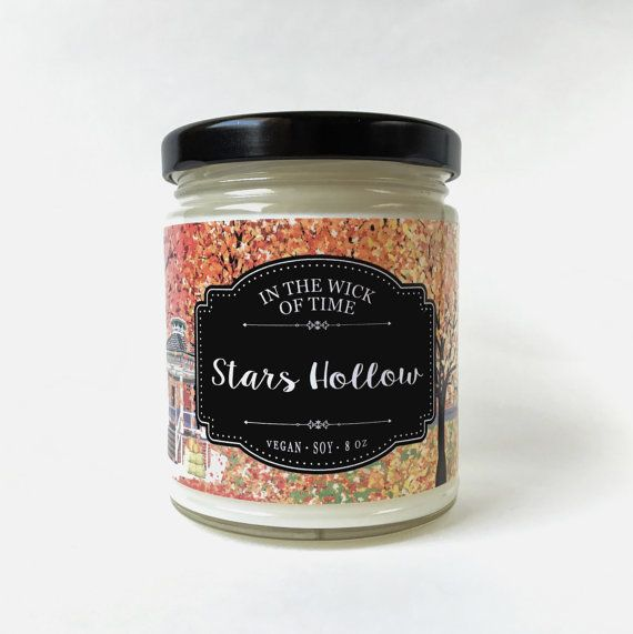 Hey, I found this really awesome Etsy listing at https://www.etsy.com/listing/454578490/stars-hollow-gilmore-girls-scented-vegan