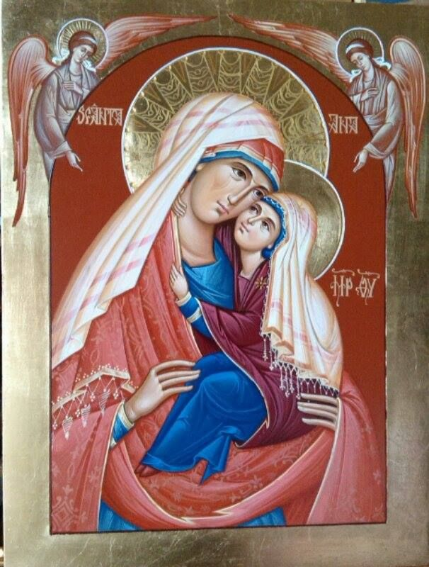 Αγ.Αννα μητερα της Θεοτοκου    __ dec 9