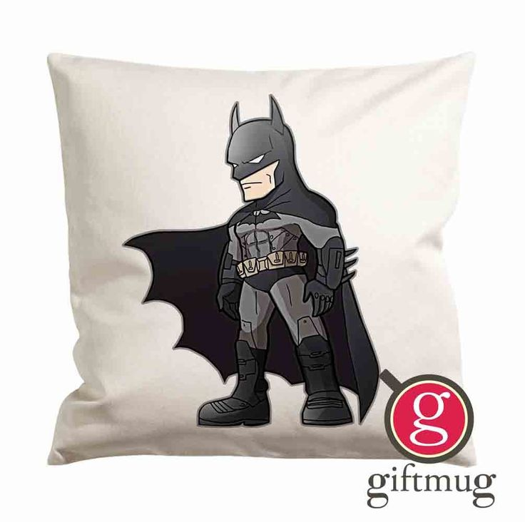 Cartoon Batman Cushion Case / Pillow Case