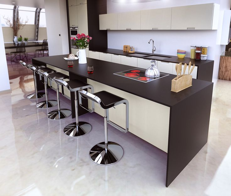 Creer Un Plan De Travail Cuisine - Maison Design - Deyhouse.Com