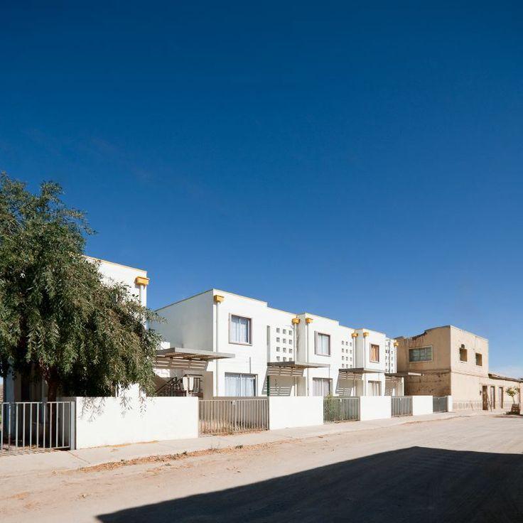 Casas Profesores Internado Quilitapia / Ovalle CHILE / PLAN Arquitectos / www.planarquitectos.cl