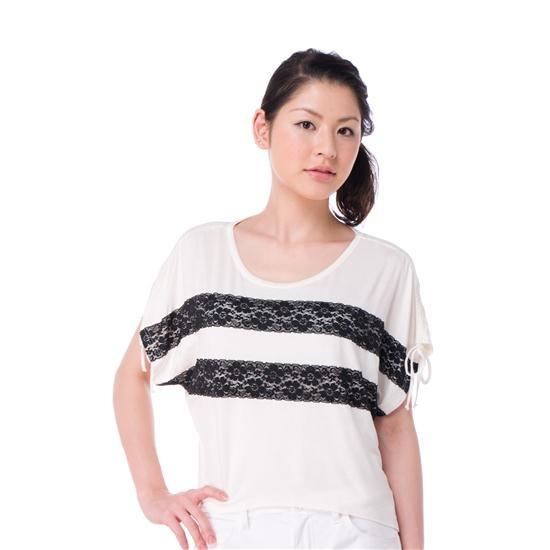 レース使いドルマンTシャツの通販なら【eruca.(エルーカ)】/最新のレディースファッションや流行のガールズファッション、人気ブランドの通販サイト