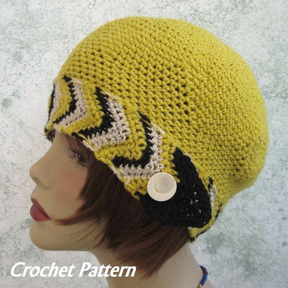 Croshay Design Crochet Patterns : ... Crochet sun hats, Free crochet hat patterns and Free crochet