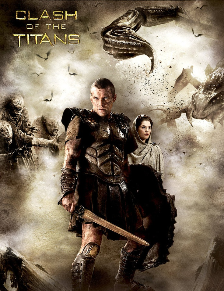 383 best Immortals and other myth movies images on ...  Clash Of The Titans 2017 Gods