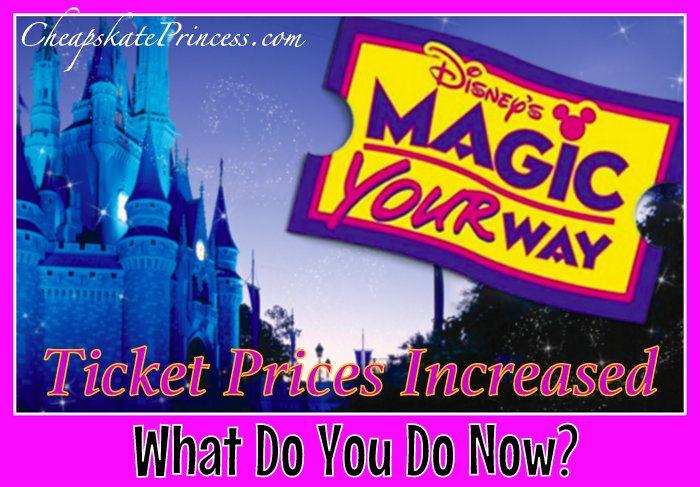 how to buy disney world ticket cheap