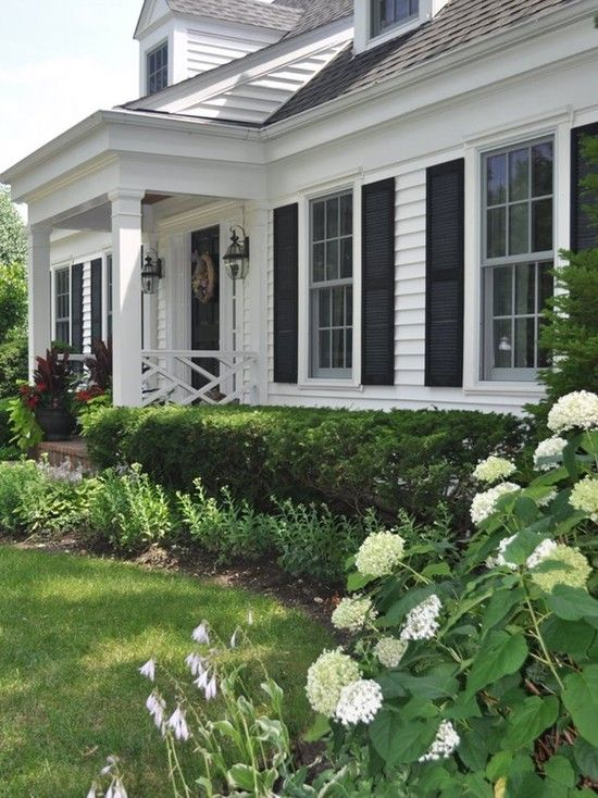 Landscaping Ideas For Front Of House Cape Cod : Pin by nicole gothard on home house exteriors