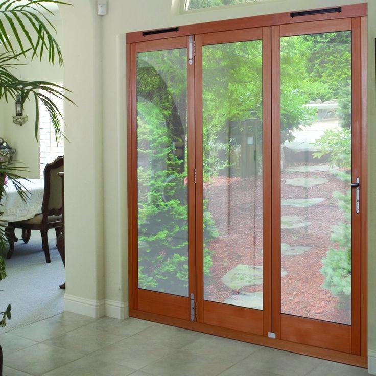 Awesome Tri Fold Patio Doors in 2020 Folding patio doors