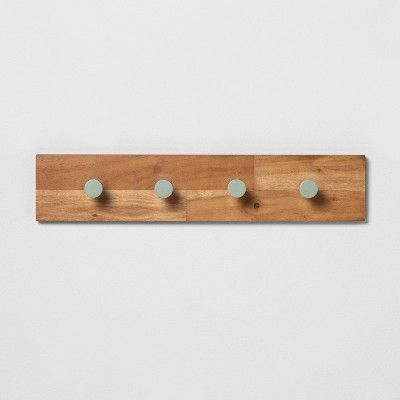 Wall Hooks Silver Green – Hearth & Hand with Magnolia