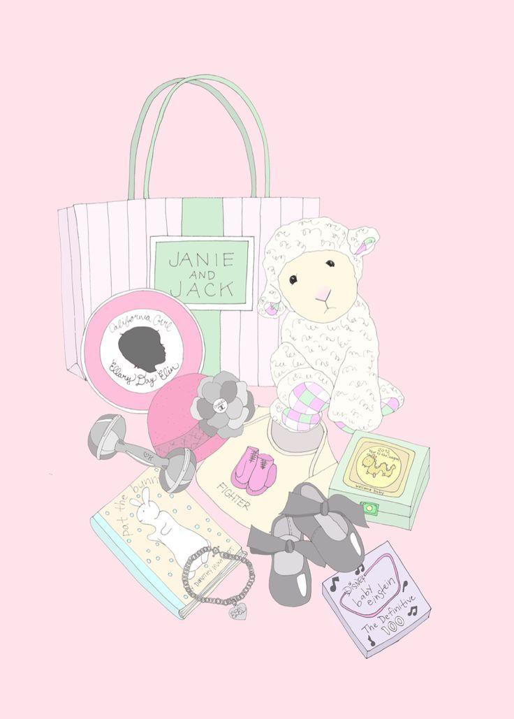 Custom WIMB poster for nursery by EmmaKisstina, $180 www.emmakisstina.com