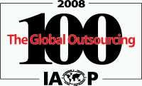 IBA Group is recognized by the International Association of Outsourcing Professionals (IAOP) as one of  The 2008 Global Outsourcing 100. IBA Group ranks in the Leaders Category of the listing and is recognized among the Best 20 Companies by Service Offered in Document Management. The highest scoring (1 — best among all applications) the company received in employee management.