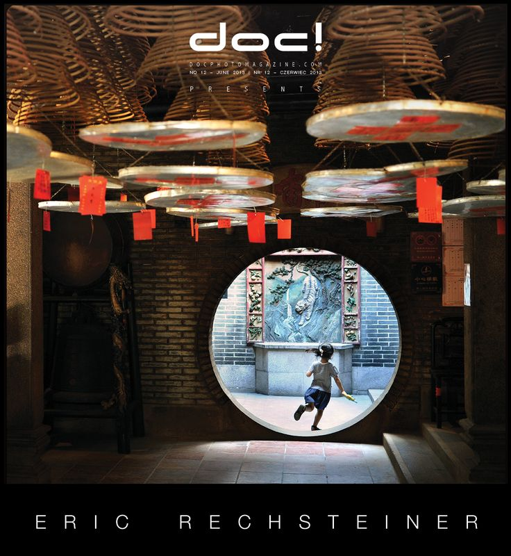 "doc! photo magazine presents: ""Hong Kong SAR (Void & Full)"" by Eric Rechsteiner, #12, pp. 119-139"