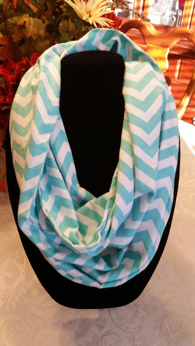 17 best ideas about chevron infinity scarves on