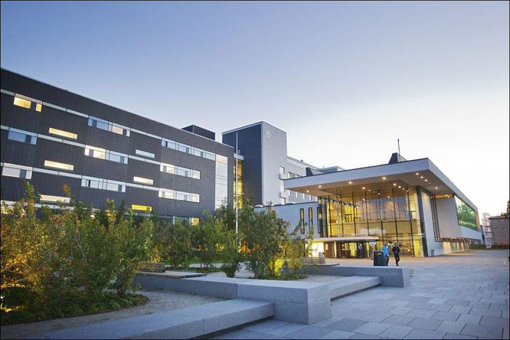 Spitalul universitar Akershus Foto: www.vg.no