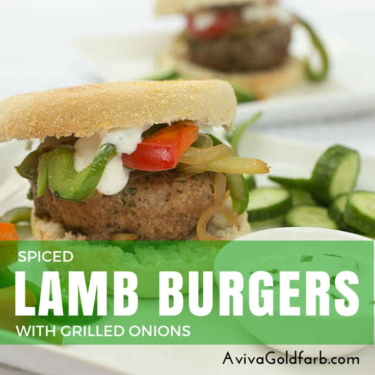 184 best sugar free recipes images on pinterest eat healthy lamb burgers offer something different but theyre not so different that your kids will reject them these are perfect for a cookout or a quick meal forumfinder Gallery