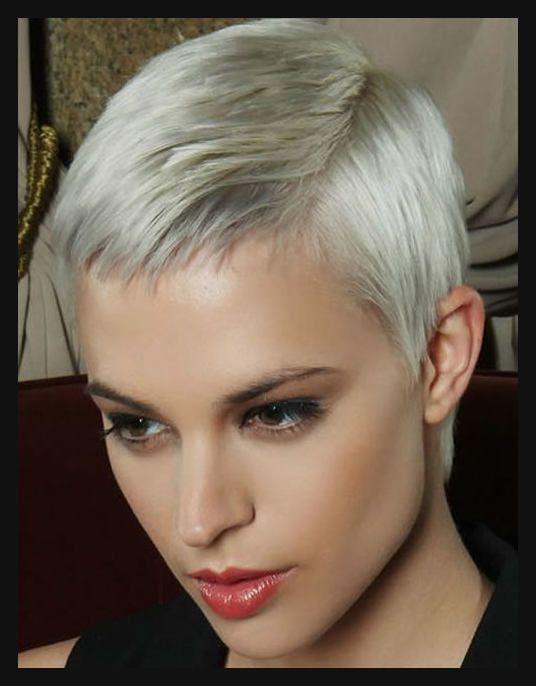 Kurze Pixie Cut Frisuren Easy Pixie Haarschnitte Für Feines Haar