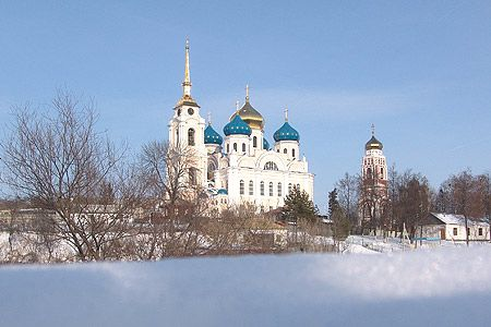 Спасо-Преображенский собор г. Болхова. Фото: © Евгений Борисов