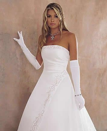 The Debutante Dress is usually white, and is worn by young women at their Debutante Ball as a presentation of their maturity into new adulthood