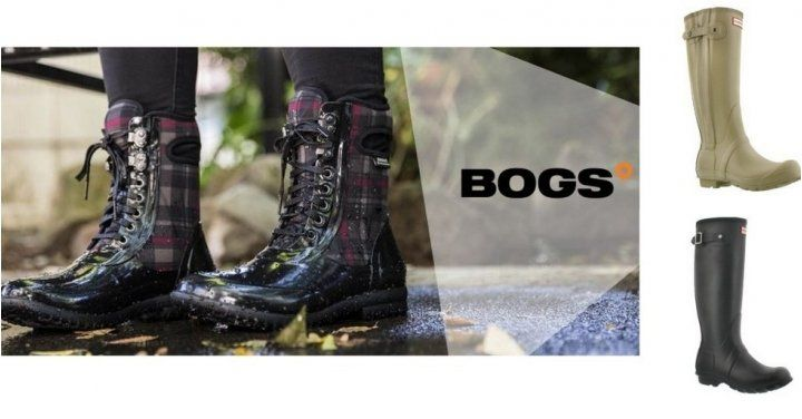 Hunter Boots Bogs & More 25% Off Reg. Price Or 10% Off Clearance Pricing Site Wide @ SoftMoc! http://www.lavahotdeals.com/ca/cheap/hunter-boots-bogs-25-reg-price-10-clearance/120136