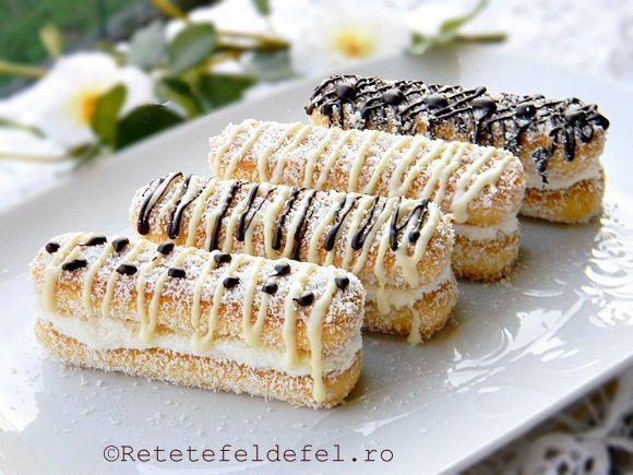 prajitura din piscoturi cu crema de mascarpone