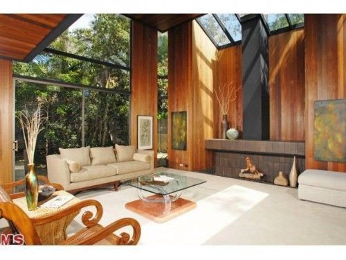 This Ray Kappe-designed home on Alisa Lane in Santa Monica has only been on the market for a little more than...