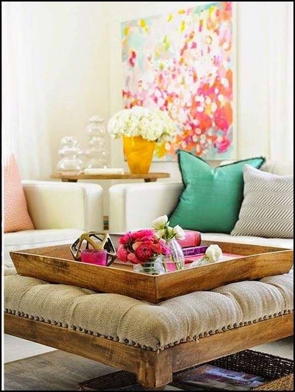 Craving Some Spring Color In My Decor
