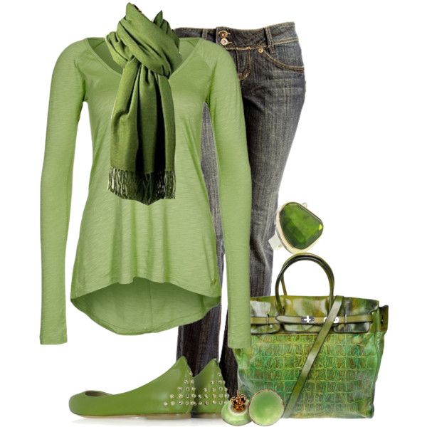 Perfect for St. Patty's Day :)