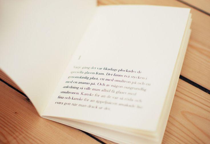 Skriv en egen bok med minnen