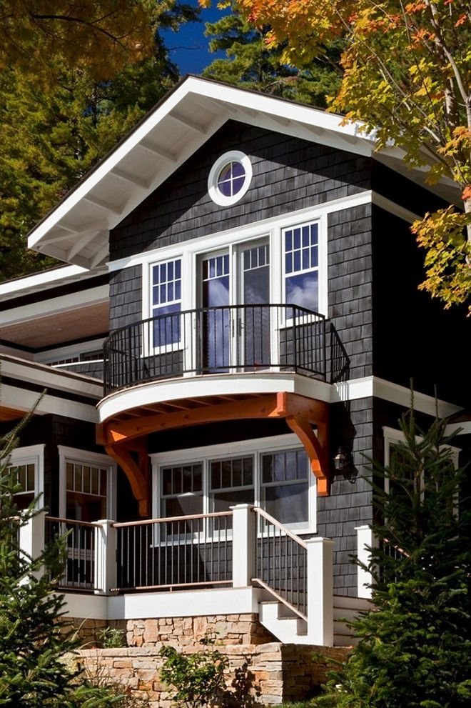 Best 25 black house exterior ideas on pinterest black house house exterior design and gray for Cabot s exterior stain colours