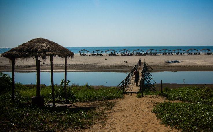 Mandrem Beach Goa