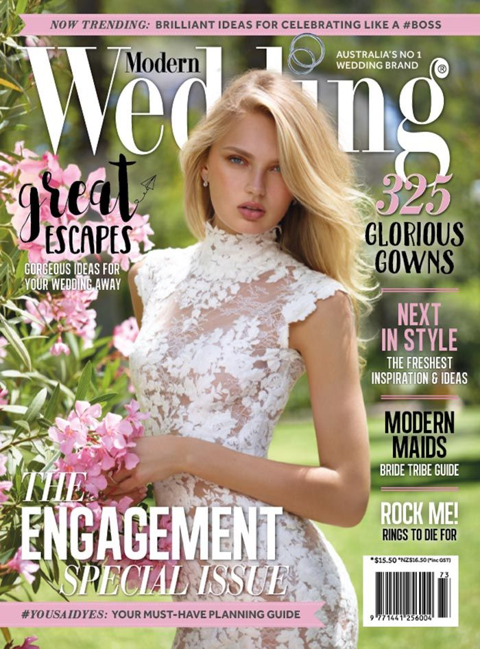 61 best wedding magazines images on pinterest wedding planner magazine the engagement special issue preview junglespirit Choice Image