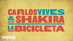 la bicicleta shakira - YouTube