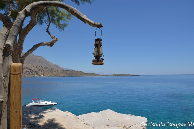 #Marmara_beach #Sfakia #Chania #Crete www.livikoapartments.gr