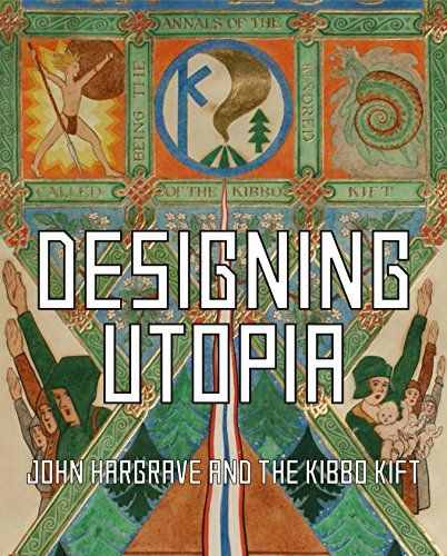 Designing Utopia: John Hargrave and the Kibbo Kift by Cathy Ross and Oliver Bennett http://www.amazon.co.uk/dp/1781300402/ref=cm_sw_r_pi_dp_5d8gwb01E07JB