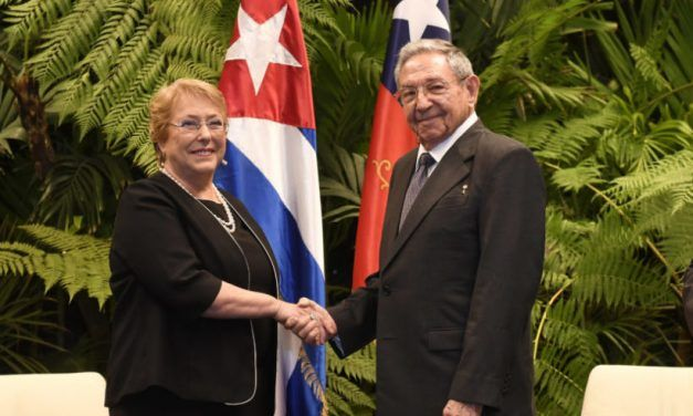 KRADIARIO: BACHELET CUMPLIÓ SU PROMESA DE VISITAR CUBAEne 9, ...