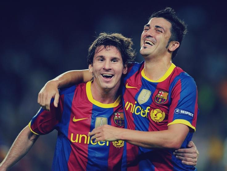 joy, #football, #FC Barcelona, #friends, #emotions, #lionel messi, #leo, #baby, #the player, #soccer player, #Argentine, #David Villa, #El Guaje, #a Spaniard, #a form of football, #Unicef. http://www.mindblowingpicture.com/wallpapers/fc+barcelona/wpj82lz5.html
