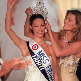 Miss Tahiti 1998 - Miss World of Islands 1998 - Miss France 1999