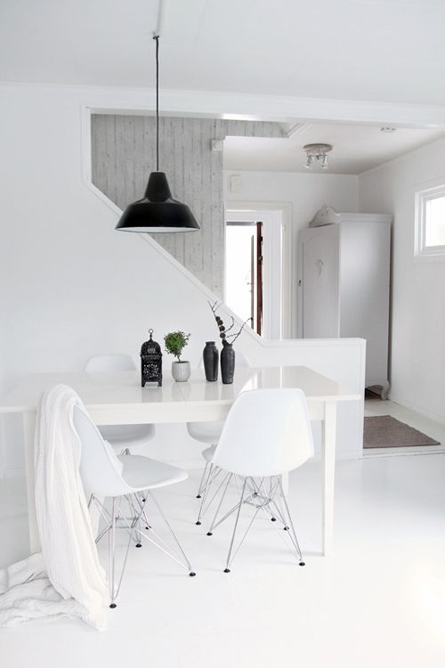 WHITE WOODEN FLOORS | THE STYLE FILES http://style-files.com/2013/06/03/white-wooden-floors-2/