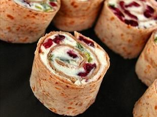 Thanksgiving Roll-ups Recipe | Just A Pinch Recipes