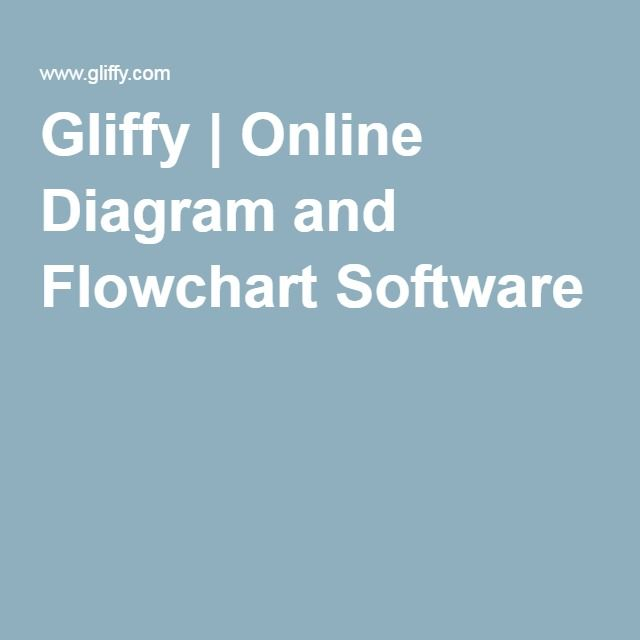gliffy online diagram and flowchart software arte y diseo pinterest flowchart and software - Gliffy Online Tool