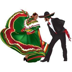 Ballet Folklorico Clip Art   Mexican dance, Mexican culture art, Ballet  folklorico