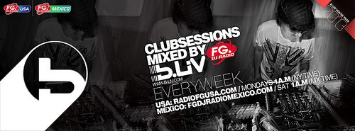 B-Liv at FG Radio Every week