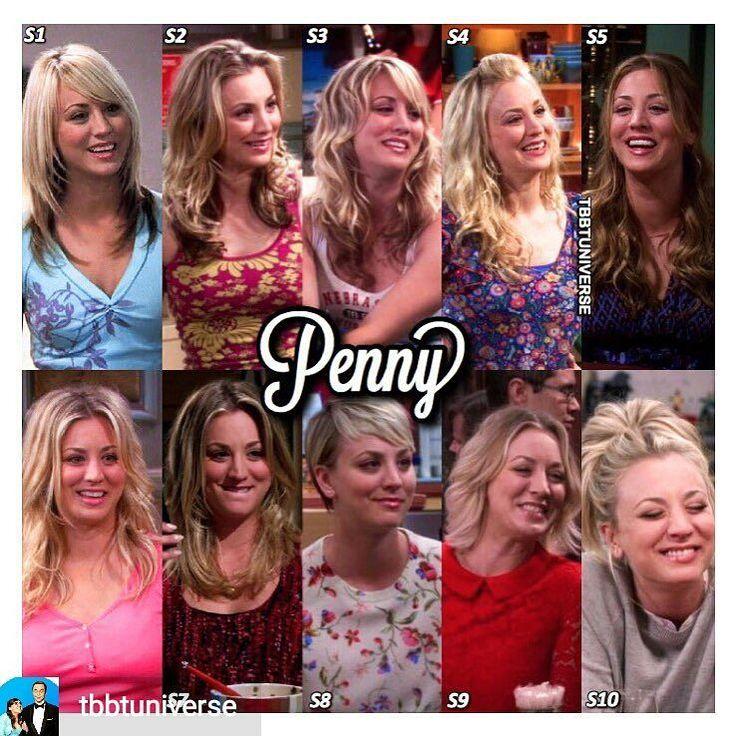 "Polubienia: 2,720, komentarze: 31 – @kaley_cuoco_today na Instagramie: ""@Regrann from @tbbtuniverse -  Penny in all seasons ✨ {#penny } - #regrann"""