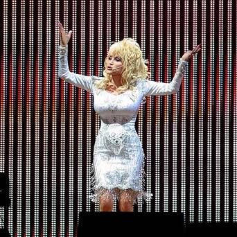 Dolly Parton has signed up to this year's Glastonbury festival
