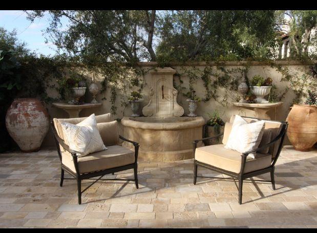 Tuscan Decor. Outdoor Patio DecoratingOutdoor ...