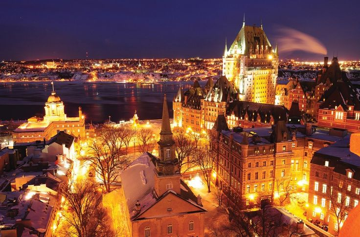 Photo Gallery and Videos | Travel to Québec City, Canada